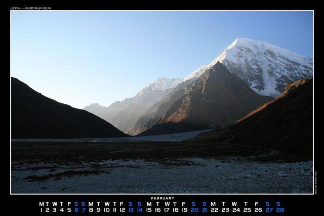 Nepal, Langtang Lirun