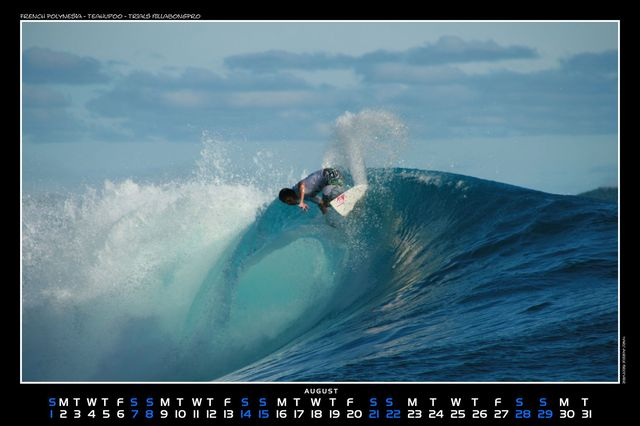 French Polynesia, Teahupoo, Trials BillabongPro